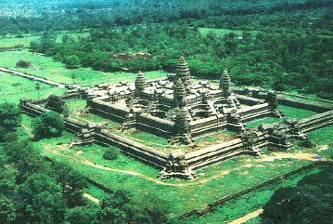 Angkor Air View