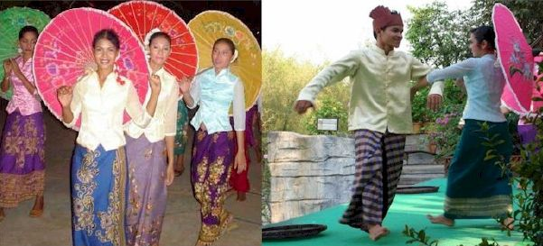 Pailin Dances
